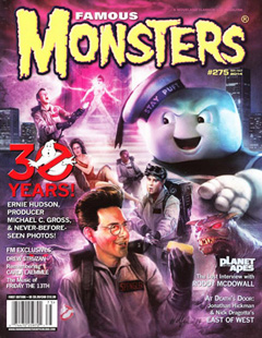 FAMOUS MONSTERS OF FILMLAND #275 [GHOSTBUSTERS COVER]