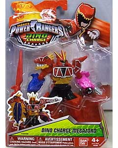 USA BANDAI POWER RANGERS DINO CHARGE 5インチアクションフィギュア DINO CHARGE MEGAZORD