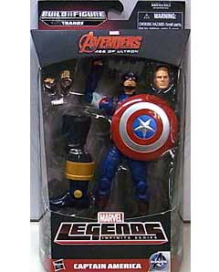 HASBRO MARVEL LEGENDS 2015 INFINITE SERIES AVENGERS [THANOS SERIES] 映画版 AVENGERS: AGE OF ULTRON CAPTAIN AMERICA