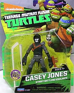 PLAYMATES NICKELODEON TEENAGE MUTANT NINJA TURTLES ベーシックフィギュア 2015 CASEY JONES