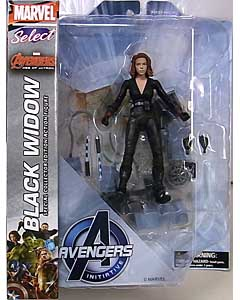 DIAMOND SELECT MARVEL SELECT 映画版 AVENGERS: AGE OF ULTRON BLACK WIDOW