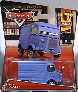 MATTEL CARS 2015 シングル PAUL OILKLEY