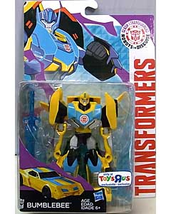 HASBRO アニメ版 TRANSFORMERS ROBOTS IN DISGUISE USA TOYSRUS限定 DELUXE CLASS BUMBLEBEE