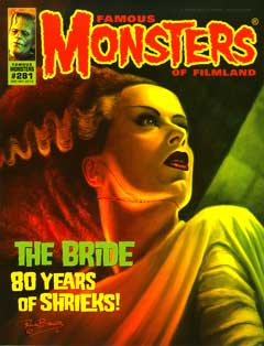 FAMOUS MONSTERS OF FILMLAND #281