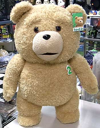COMMONWEALTH TOYS TED2 24インチ トーキングプラッシュ