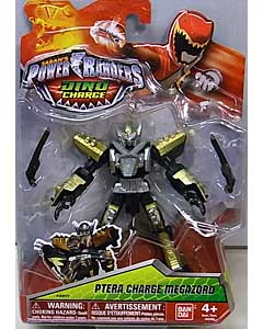USA BANDAI POWER RANGERS DINO CHARGE 5インチアクションフィギュア PTERA CHARGE MEGAZORD