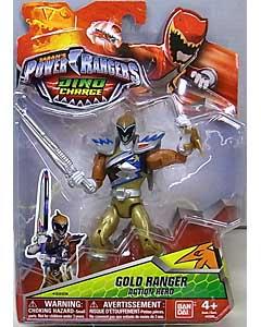 USA BANDAI POWER RANGERS DINO CHARGE 5インチアクションフィギュア GOLD RANGER