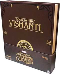 2015年 サンディエゴ・コミコン限定 HASBRO MARVEL LEGENDS 2015 DOCTOR STRANGE BOOK OF THE VISHANTI