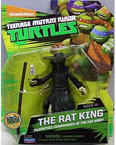 PLAYMATES NICKELODEON TEENAGE MUTANT NINJA TURTLES ベーシックフィギュア 2015 THE RAT KING 台紙傷み特価