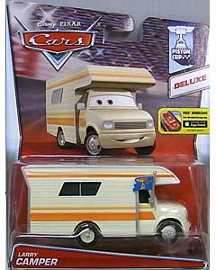 MATTEL CARS 2015 DELUXE LARRY CAMPER 台紙傷み特価