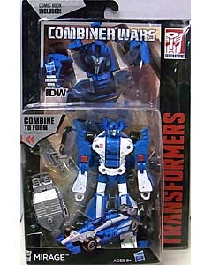 HASBRO TRANSFORMERS GENERATIONS 2015 [COMBINER WARS] DELUXE CLASS MIRAGE [COMIC BOOK INCLUDED]