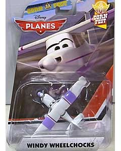 MATTEL PLANES 2015 シングル WINDY WHEELCHOCKS