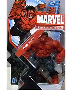 HASBRO MARVEL UNIVERSE SERIES 5 #013 RED HULK
