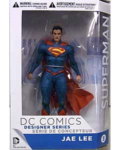 DC COLLECTIBLES DC COMICS DESIGNER SERIES JAE LEE SUPERMAN