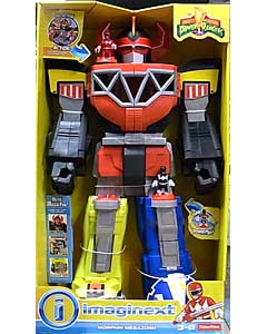 MATTEL FISHER-PRICE IMAGINEXT POWER RANGERS MIGHTY MORPHIN MORPHIN MEGAZORD