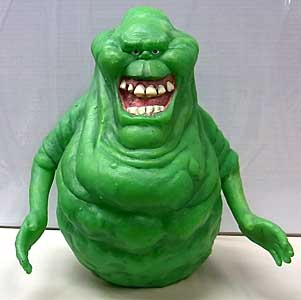DIAMOND SELECT GHOSTBUSTERS SLIMER BANK [GLOWS IN THE DARK]