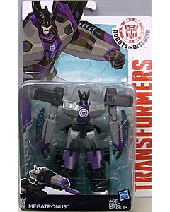 HASBRO アニメ版 TRANSFORMERS ROBOTS IN DISGUISE DELUXE CLASS MEGATRONUS