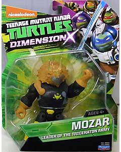 PLAYMATES NICKELODEON TEENAGE MUTANT NINJA TURTLES ベーシックフィギュア 2015 DIMENSION X MOZAR