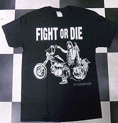 THE WALKING DEAD/ DARYL / FIGHT OR DIE / ウォーキング・デッド/ダリル