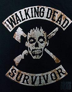 THE WALKING DEAD/  SURVIVOR/  ウォーキング・デッド サバイバー