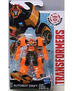 HASBRO アニメ版 TRANSFORMERS ROBOTS IN DISGUISE LEGION CLASS AUTOBOT DRIFT