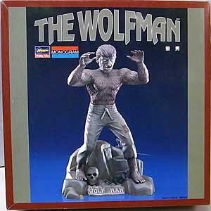 MONOGRAM 1/8スケール THE WOLF MAN 組み立て式プラモデル [国内版]