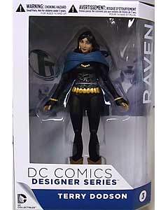 DC COLLECTIBLES DC COMICS DESIGNER SERIES TERRY DODSON RAVEN パッケージ傷み特価