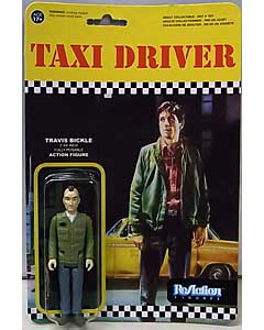 FUNKO x SUPER 7 REACTION FIGURES 3.75インチアクションフィギュア TAXI DRIVER TRAVIS BICKLE