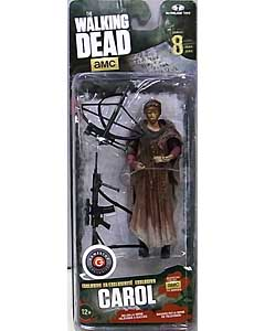 McFARLANE TOYS THE WALKING DEAD TV 5インチアクションフィギュア SERIES 8 CAROL [EXCLUSIVE]