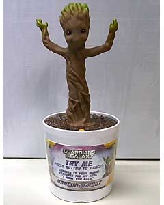 KIDDESIGNS 映画版 GUARDIANS OF THE GALAXY DANCING GROOT
