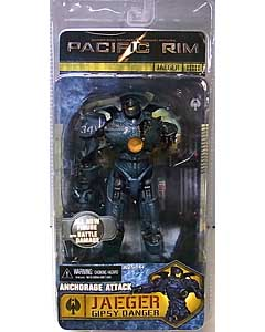 NECA PACIFIC RIM DX 7インチアクションフィギュア シリーズ5 JAEGER [ANCHORAGE ATTACK GIPSY DANGER]