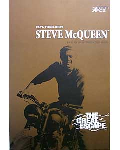 STAR ACE MY FAVORITE LEGEND SERIES 1/6スケールアクションフィギュア THE GREAT ESCAPE CAPT. VIRGIL HILTS [STEVE McQUEEN]
