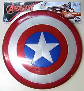 HASBRO 映画版 AVENGERS: AGE OF ULTRON CAPTAIN AMERICA FLYING SHIELD