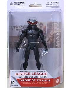 DC COLLECTIBLES DC UNIVERSE ANIMATED MOVIE JUSTICE LEAGUE: THRONE OF ATLANTIS BLACK MANTA