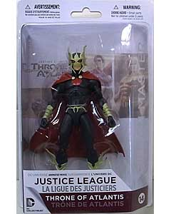 DC COLLECTIBLES DC UNIVERSE ANIMATED MOVIE JUSTICE LEAGUE: THRONE OF ATLANTIS OCEAN MASTER