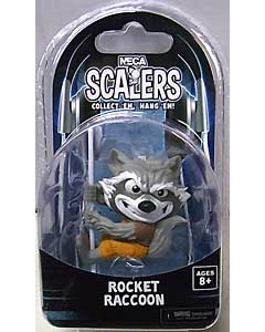 NECA SCALERS 映画版 GUARDIANS OF THE GALAXY ROCKET RACCOON