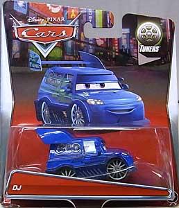 MATTEL CARS 2015 シングル DJ 台紙&ブリスター傷み特価