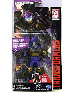 HASBRO TRANSFORMERS GENERATIONS 2015 [COMBINER WARS] LEGENDS CLASS DECEPTICON BLACKJACK