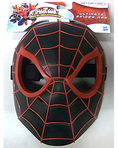 HASBRO ULTIMATE SPIDER-MAN WEB WARRIORS HERO MASK ULTIMATE SPIDER-MAN