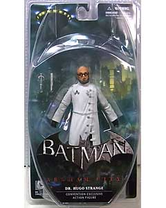 DC COLLECTIBLES BATMAN: ARKHAM CITY DR. HUGO STRANGE [CONVENTION EXCLUSIVE] ブリスター傷み特価