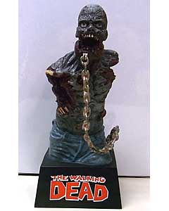 DIAMOND SELECT THE WALKING DEAD COMIC BUST BANK MICHONNE'S PET ZOMBIE 2