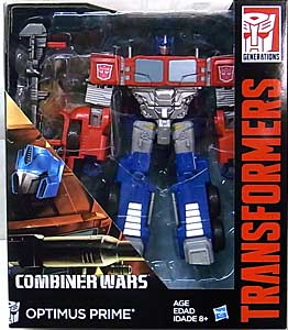 HASBRO TRANSFORMERS GENERATIONS 2015 [COMBINER WARS] VOYAGER CLASS OPTIMUS PRIME