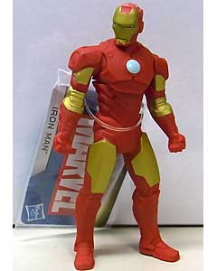 HASBRO MARVEL SOFT VINYL IRON MAN