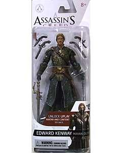McFARLANE ASSASSIN'S CREED 6インチアクションフィギュア SERIES 3 USA TARGET限定 EDWARD KENWAY [MAYAN OUTFIT]