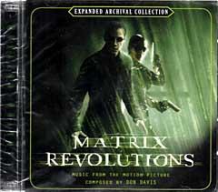 THE MATRIX REVOLUTIONS マトリックス レボリューションズ