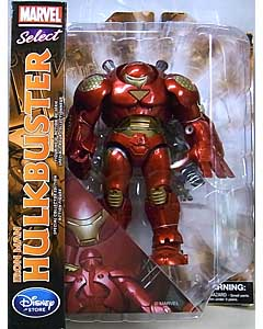 DIAMOND SELECT MARVEL SELECT USAディズニーストア限定 IRON MAN HULKBUSTER