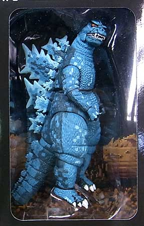 NECA GODZILLA 6インチサイズアクションフィギュア CLASSIC SERIES GODZILLA CLASSIC VIDEO GAME APPEARANCE