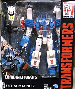 HASBRO TRANSFORMERS GENERATIONS 2015 [COMBINER WARS] LEADER CLASS ULTRA MAGNUS パッケージワレ特価