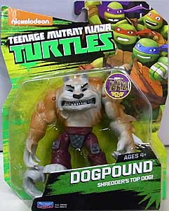 PLAYMATES NICKELODEON TEENAGE MUTANT NINJA TURTLES ベーシックフィギュア 2015 DOGPOUND