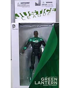 DC COLLECTIBLES THE NEW 52 JUSTICE LEAGUE GREEN LANTERN JOHN STEWART